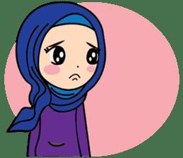 Jihab - Muslim Style Stickers - (EN) sticker #2513969