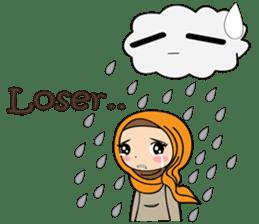 Jihab - Muslim Style Stickers - (EN) sticker #2513970