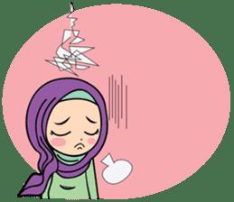 Jihab - Muslim Style Stickers - (EN) sticker #2513971