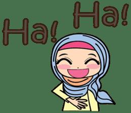 Jihab - Muslim Style Stickers - (EN) sticker #2513973
