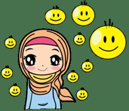 Jihab - Muslim Style Stickers - (EN) sticker #2513974