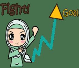 Jihab - Muslim Style Stickers - (EN) sticker #2513977