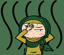 Jihab - Muslim Style Stickers - (EN) sticker #2513979