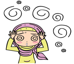 Jihab - Muslim Style Stickers - (EN) sticker #2513980