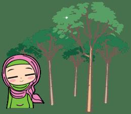 Jihab - Muslim Style Stickers - (EN) sticker #2513984