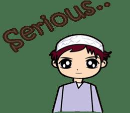 Jihab - Muslim Style Stickers - (EN) sticker #2513992