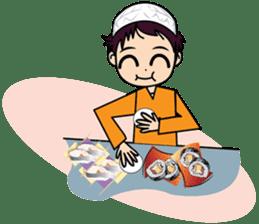 Jihab - Muslim Style Stickers - (EN) sticker #2513997
