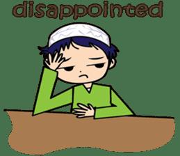 Jihab - Muslim Style Stickers - (EN) sticker #2513998