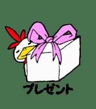 kokekokeshi sticker #2522330