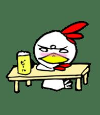 kokekokeshi sticker #2522334
