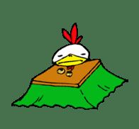 kokekokeshi sticker #2522336