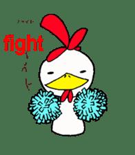 kokekokeshi sticker #2522362