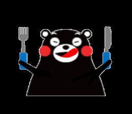 Kumamon by AT-network sticker #2525660