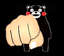 Kumamon by AT-network sticker #2525663
