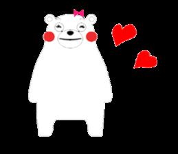 Kumamon by AT-network sticker #2525665