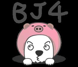 West Highland White Terrier.part 2 sticker #2526398