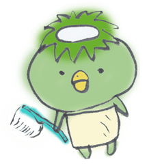 I am a kappa. It is not a frog.(English)