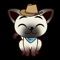 Siamese Cat@SK Farm (V.2)