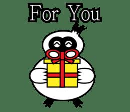 PumPum , the fat Black-faced Spoonbill sticker #2532917