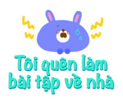 School Days(Vietnamese) sticker #2537822