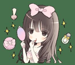 Milk, The Cute Junior High School Girl sticker #2542015
