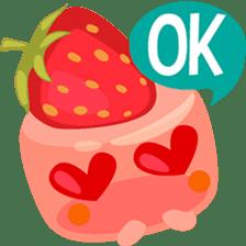Sweet Delicious dessert sticker pack sticker #2544813