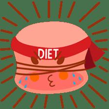 Sweet Delicious dessert sticker pack sticker #2544817
