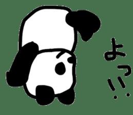 Pandalove sticker #2549382