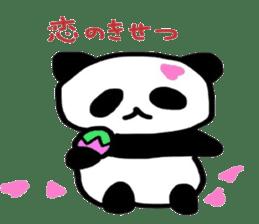Pandalove sticker #2549383