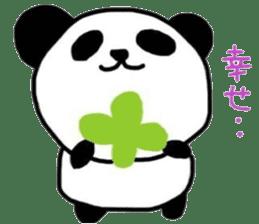 Pandalove sticker #2549389