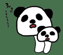 Pandalove sticker #2549390
