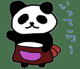 Pandalove sticker #2549392