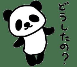Pandalove sticker #2549394