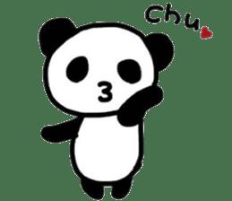 Pandalove sticker #2549403