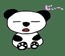 Pandalove sticker #2549411