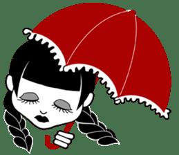 Tokyo GOTH Girls sticker #2552934