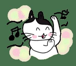 Lucy cat sticker #2557811