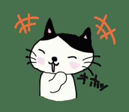 Lucy cat sticker #2557822