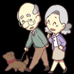 Grandpa & grandma Part.1