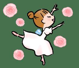 Ballet boy and girl!  Petit Ballerina2 sticker #2566734