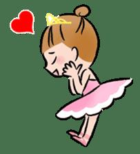 Ballet boy and girl!  Petit Ballerina2 sticker #2566746