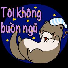 A liar Otter(Vietnamese)