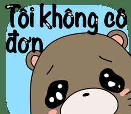 A liar Otter(Vietnamese) sticker #2567229