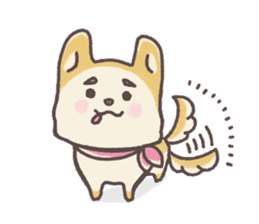 SHIBAWAN! English version sticker #2571871