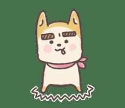 SHIBAWAN! English version sticker #2571874