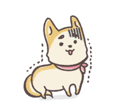 SHIBAWAN! English version sticker #2571881