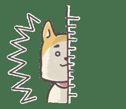 SHIBAWAN! English version sticker #2571895