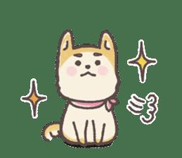 SHIBAWAN! English version sticker #2571902