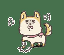 SHIBAWAN! English version sticker #2571904