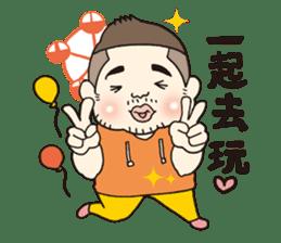 Takuya at Cholesterol(Chinese ver) sticker #2571913